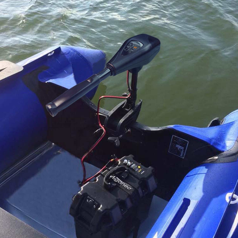 Motor 12v Outboard 55 Electric Motor Boat Motor Outboard