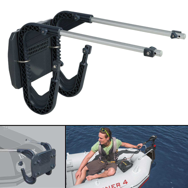 Schlauchboote Bootsport Intex Schlauchboot Boot Aussenborder  Heckspiegel Motorboot Excursion seahawk