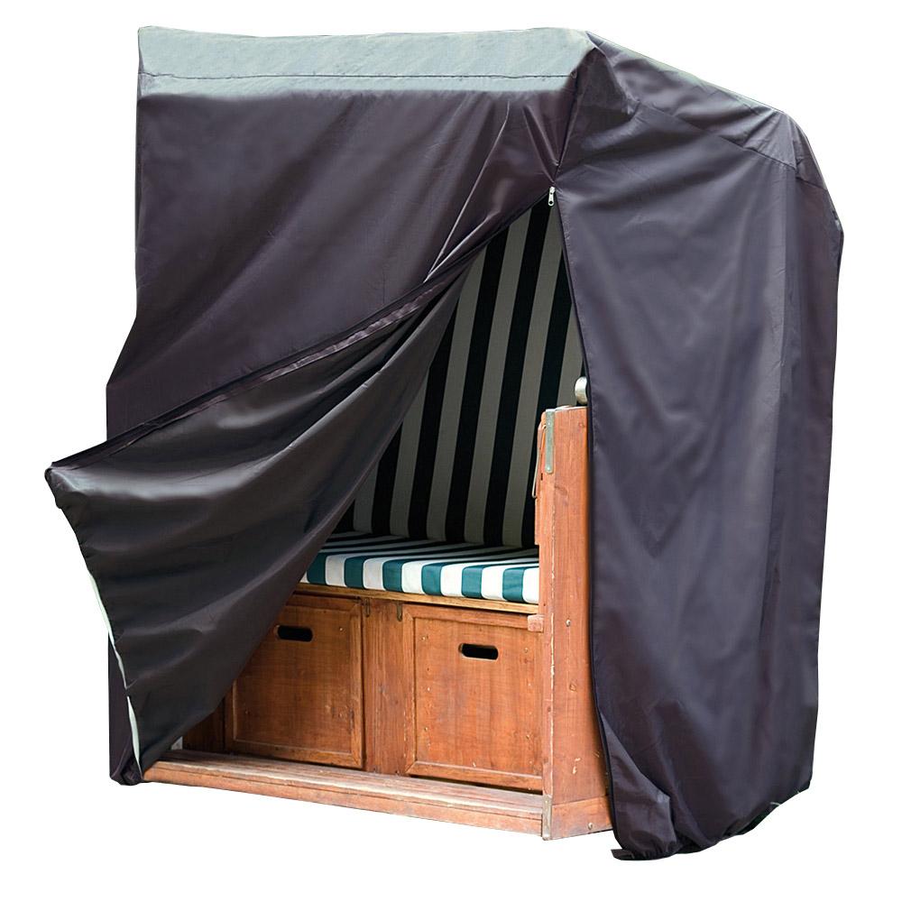 strandkorb schutzhaube schutzh lle abdeckung abdeckplane strandkorbh lle 18151 ebay. Black Bedroom Furniture Sets. Home Design Ideas