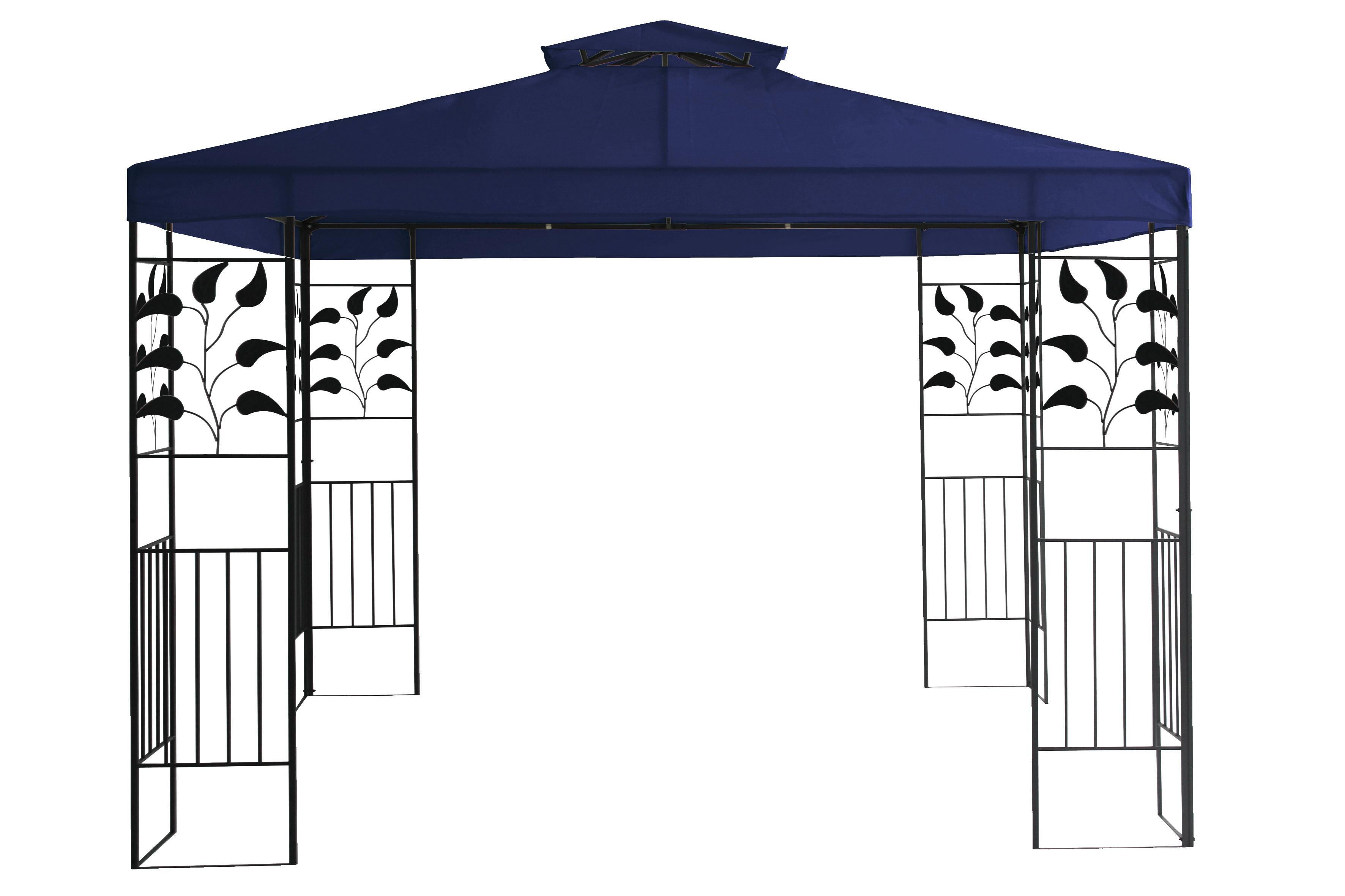 pavillon metall 3x3 gallery of beige seitenteile seitenwnde mit fenster fr x m pavillon metall. Black Bedroom Furniture Sets. Home Design Ideas