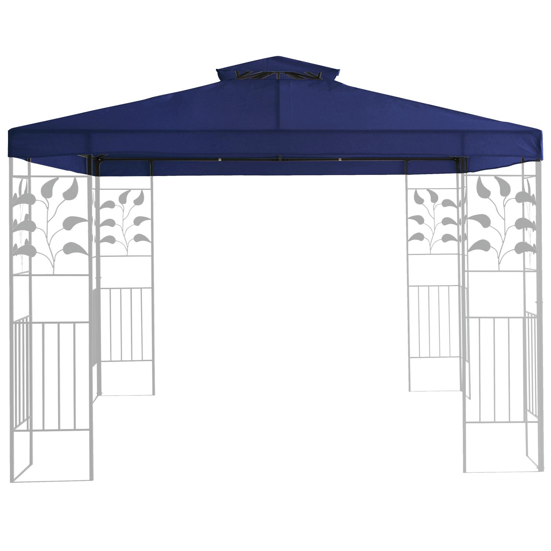 ersatzdach 3x3 m partyzelt gazebo pavillion dach pavillon. Black Bedroom Furniture Sets. Home Design Ideas