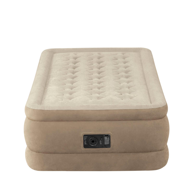 Intex luftbett mit pumpe g stebett bett matratze luftmatratze selbstaufblasend 78257644568 ebay - Bett mit seitenwand ...