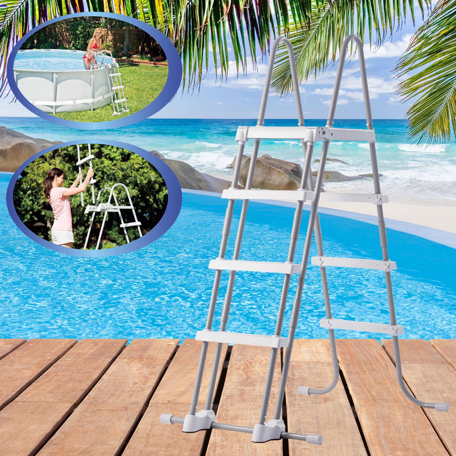 intex swimming pool frame 457x122 cm mit sandfilter. Black Bedroom Furniture Sets. Home Design Ideas