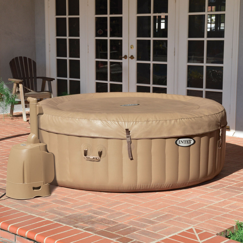 intex 128404 whirlpool spa 196x71cm pool bathtub jacuzzi. Black Bedroom Furniture Sets. Home Design Ideas