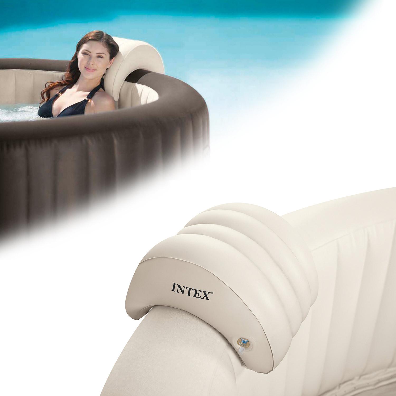 intex kopfst tze aufblasbar f r whirlpool. Black Bedroom Furniture Sets. Home Design Ideas