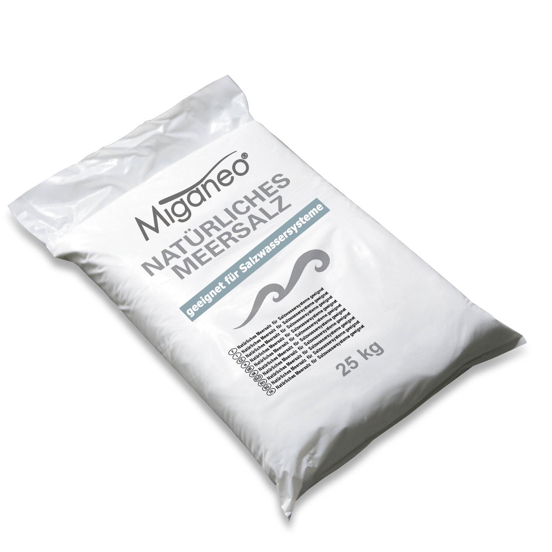 25 kg salz meersalz f pool chlorgenerator reinigung streusalz auftausalz winter ebay. Black Bedroom Furniture Sets. Home Design Ideas