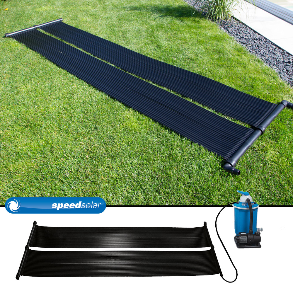 solarmatte 500x70 f r pool solarkollektor solarabsorber solarheizung poolheizung. Black Bedroom Furniture Sets. Home Design Ideas