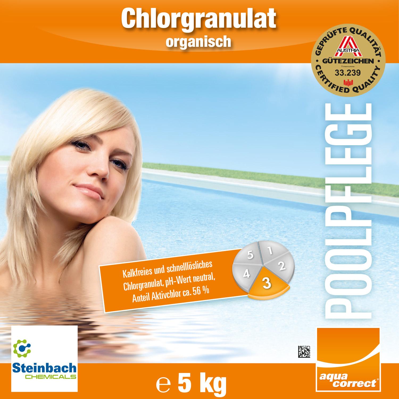 Chlorgranulat 5 Kg : steinbach chlorgranulat 5 kg f r pool ph neutral ~ Watch28wear.com Haus und Dekorationen