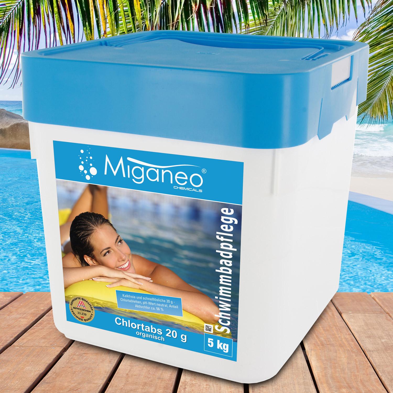 5 kg chlortabs 20g chlortabletten chlor pool schwimmbad for Garten pool chlortabletten