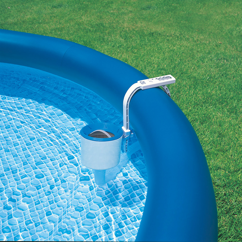 intex oberfl chenskimmer f r pool easy und frame pools 28000. Black Bedroom Furniture Sets. Home Design Ideas