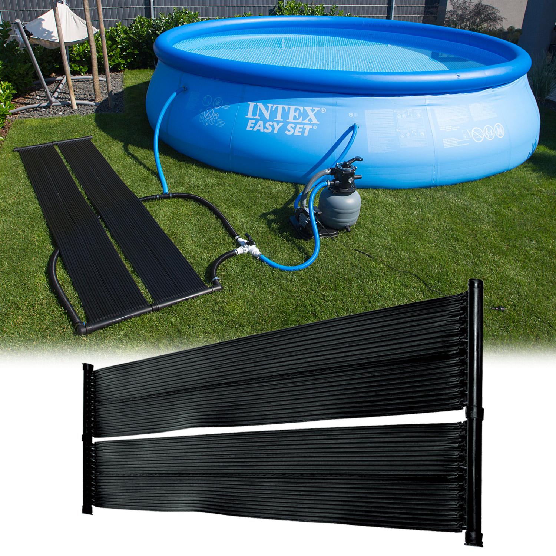 solarmatte pool 600 x 70cm solarkollektor solarabsorber solarheizung poolheizung ebay. Black Bedroom Furniture Sets. Home Design Ideas