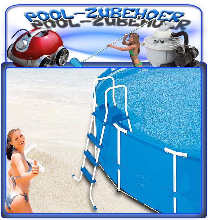 Bestway poolleiter aufbauanleitung