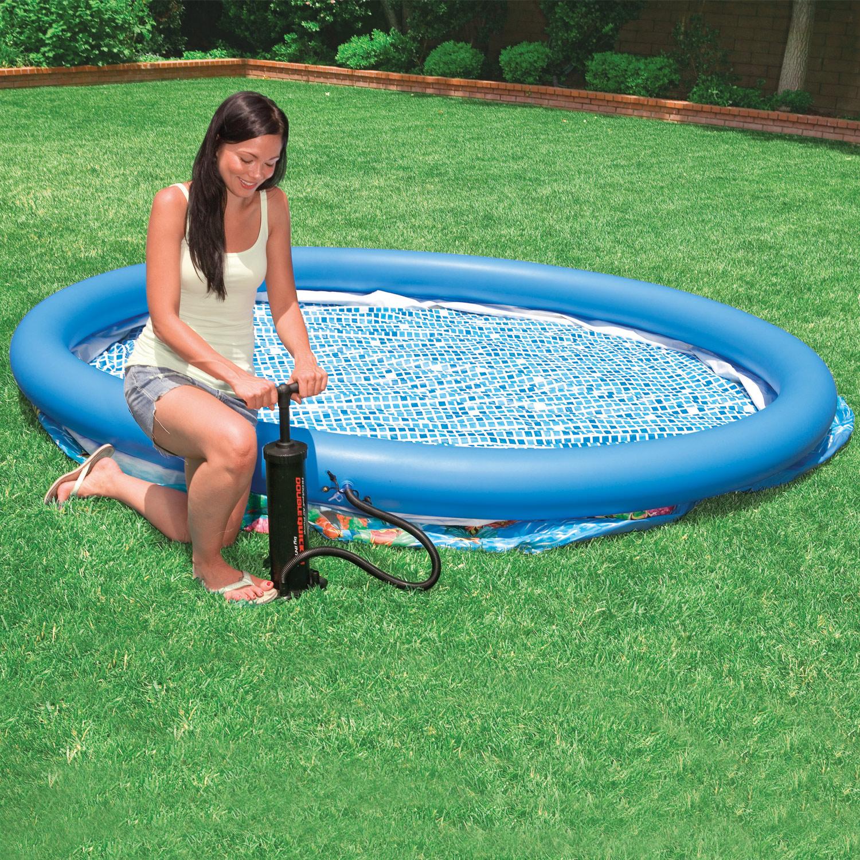 intex 366x76 schwimmbecken ocean reef schwimmbad swimming pool ohne pumpe ebay. Black Bedroom Furniture Sets. Home Design Ideas