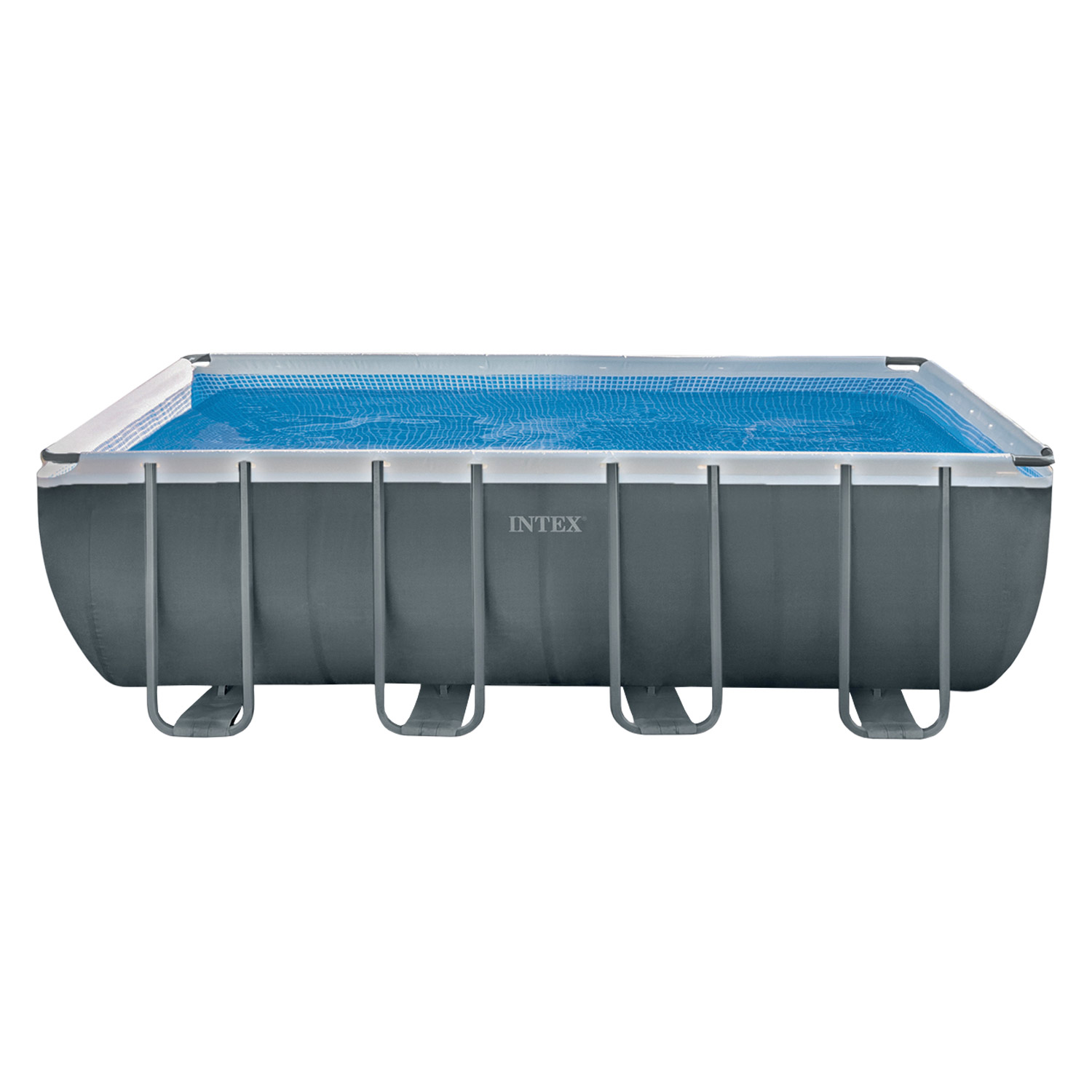 intex swimming pool 549x274x132 frame pool set mit sandfilter xtr schwimmbecken ebay. Black Bedroom Furniture Sets. Home Design Ideas
