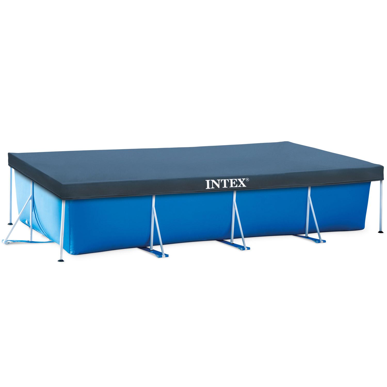 intex 450x220 abdeckplane poolplane poolabdeckung plane. Black Bedroom Furniture Sets. Home Design Ideas