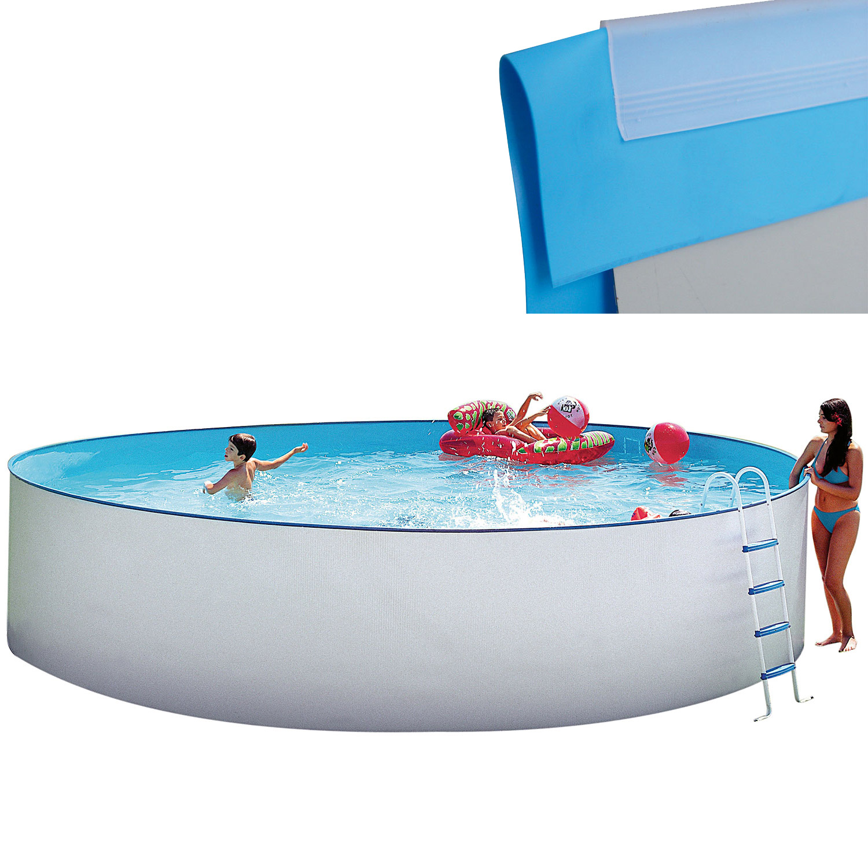 poolinnenfolie ersatzfolie f r stahlwand pool 360x90 cm