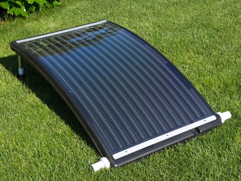 miganeo sonnenkollektor f r pool solar solarheizung poolheizung solarmodul 9105 ebay. Black Bedroom Furniture Sets. Home Design Ideas