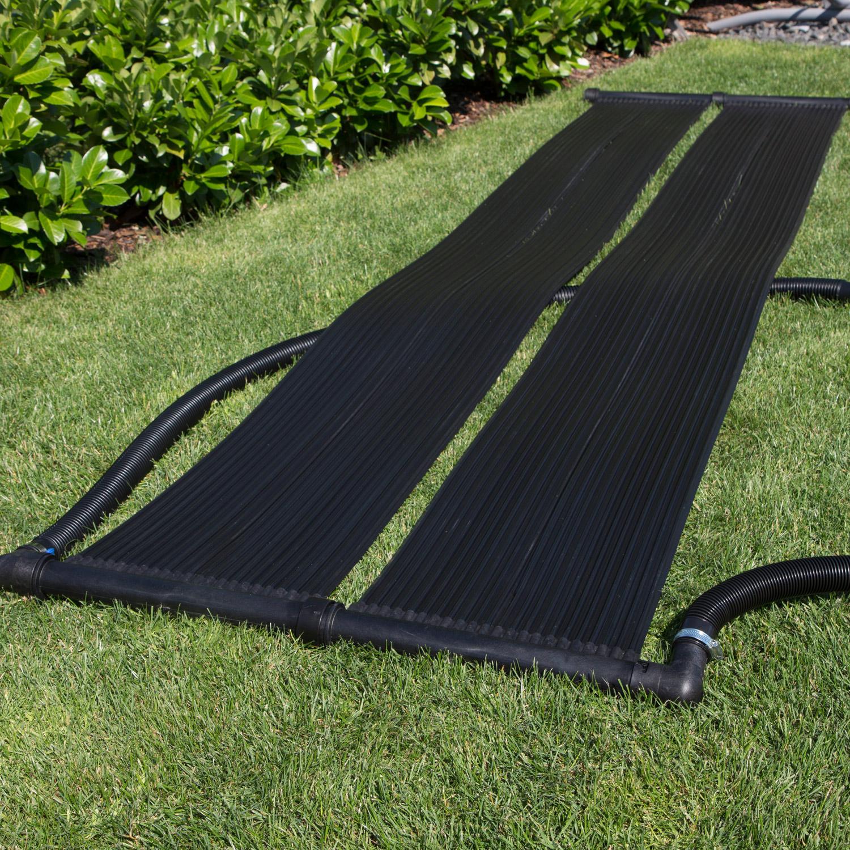 2x solarmatte 600 x 70cm solar solarabsorber solarheizung poolheizung f r pool ebay. Black Bedroom Furniture Sets. Home Design Ideas