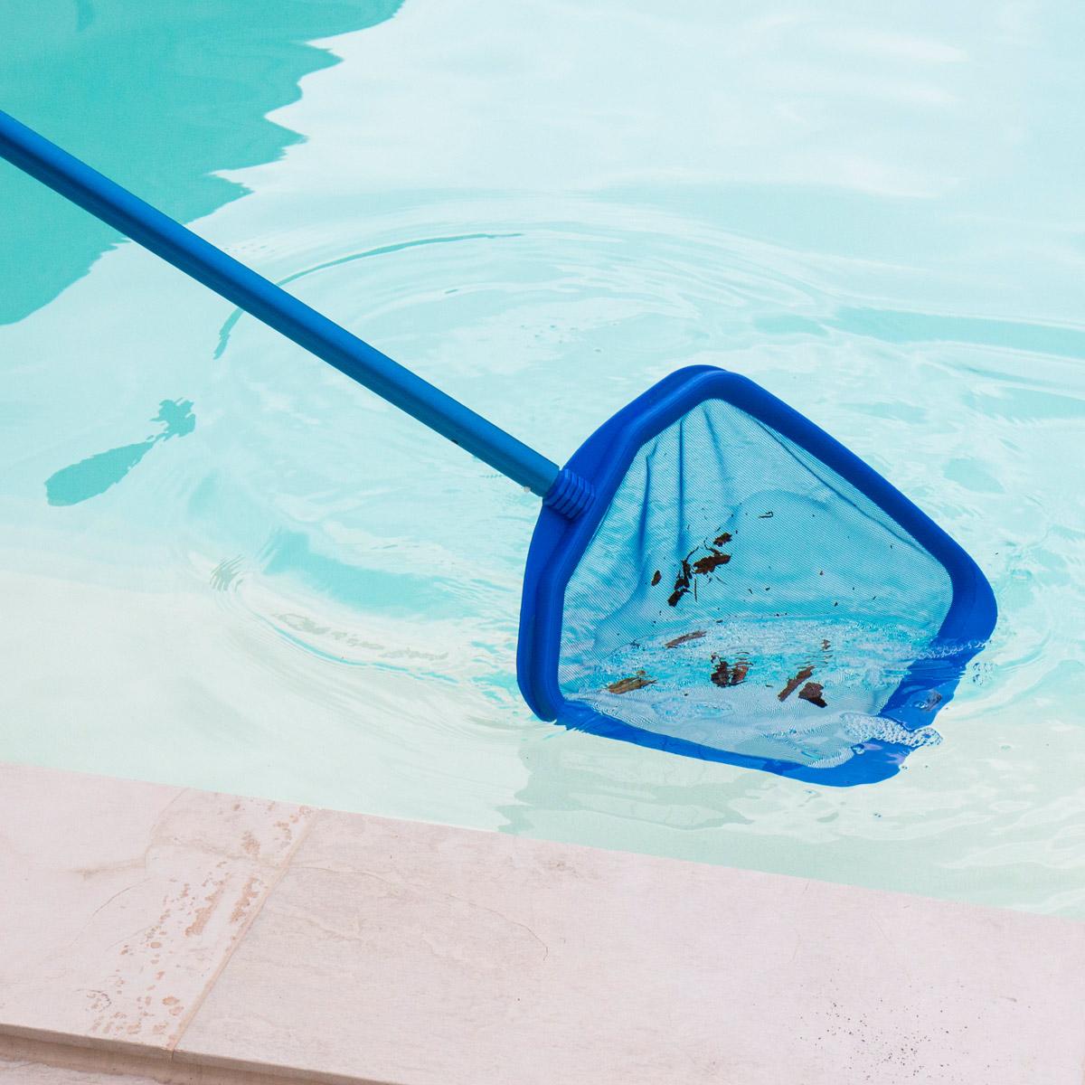 Pool zubeh r intex stutzenset propfenset siebgitter for Kescher pool obi