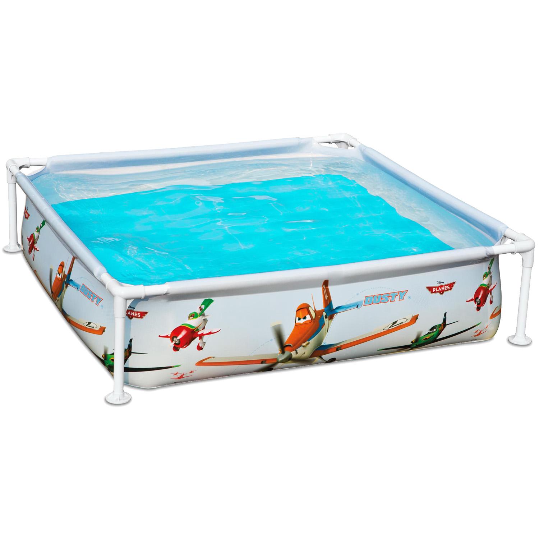 Bestway Clownfish Planschbecken Kinderpool 152 x 25 cm 282 Liter Schwimmbecken
