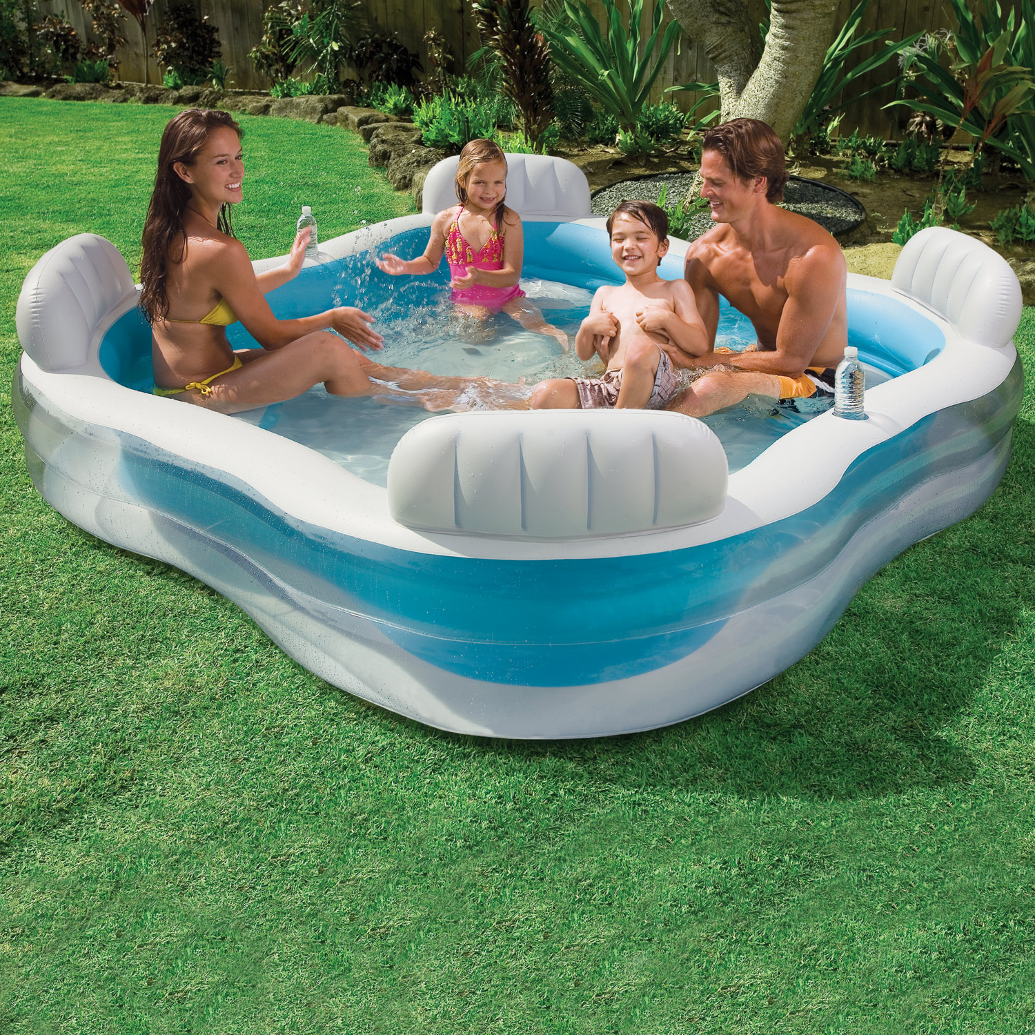 intex planschbecken pool kinderpool schwimmbad swimmingpool familienpool family ebay. Black Bedroom Furniture Sets. Home Design Ideas