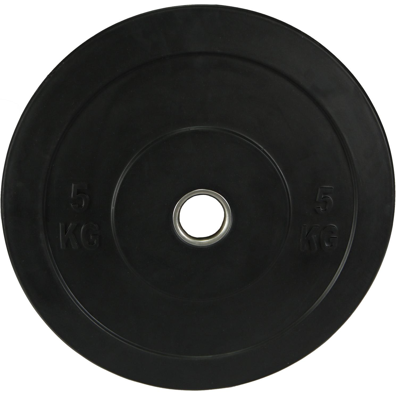 5 kg hantelscheibe 50mm studio langhantel gummi olympia. Black Bedroom Furniture Sets. Home Design Ideas