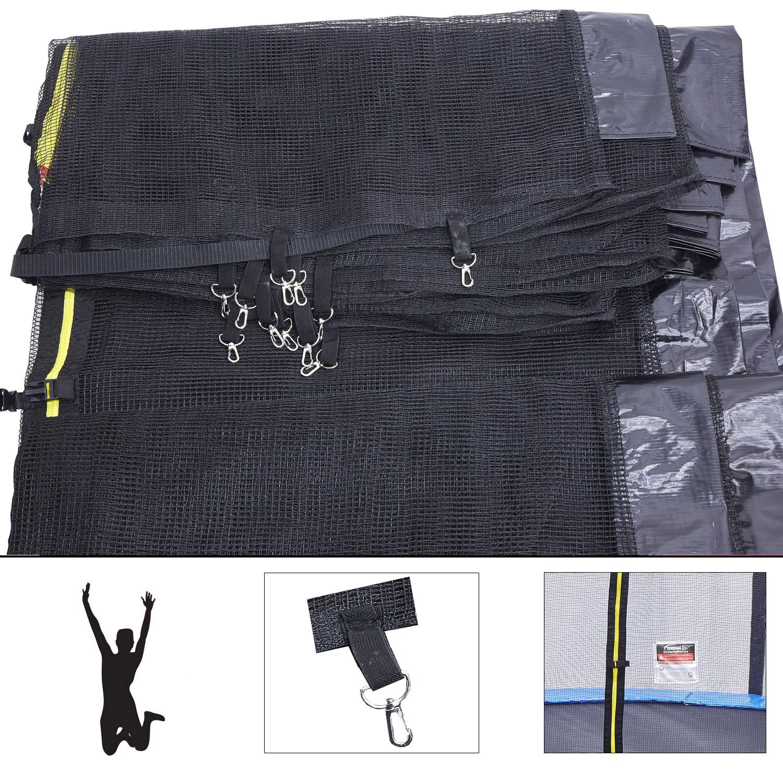 terena trampolin 305 mit netz sicherheitsnetz. Black Bedroom Furniture Sets. Home Design Ideas