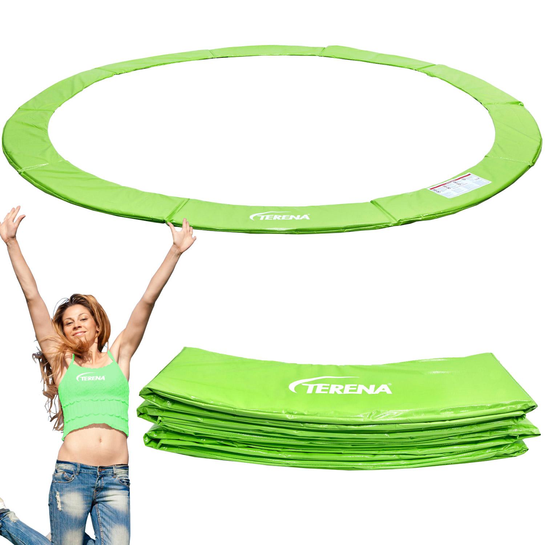 federabdeckung 305 trampolin randabdeckung abdeckung randschutz ersatzteil 10ft ebay. Black Bedroom Furniture Sets. Home Design Ideas