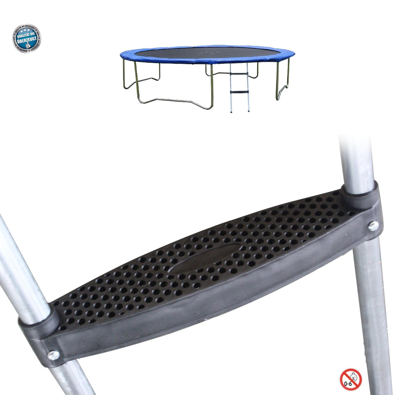 trampolinleiter 97cm einstiegsleiter leiter f r trampolin gartentrampolin treppe ebay. Black Bedroom Furniture Sets. Home Design Ideas