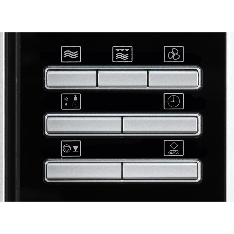 severin mw 9672 mikrowelle 800 watt 23 liter grill und. Black Bedroom Furniture Sets. Home Design Ideas